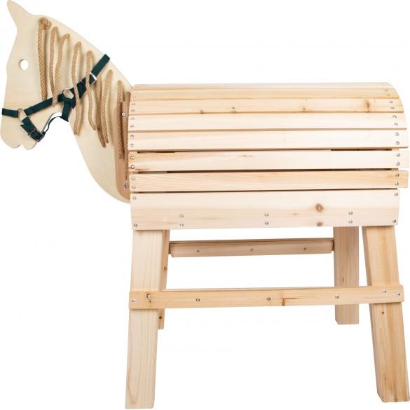 Small foot Holzpferd für Kinder ab 3 Jahren