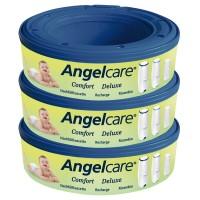 Angelcare 6 x Nachfüllkassette Plus