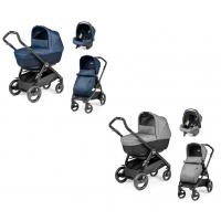 Peg Perego Kinderwagen Set Futura 3-Teilig