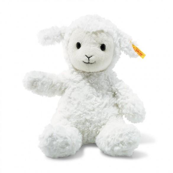 Steiff Soft Cuddly Friends Fuzzy Lamm 28 cm