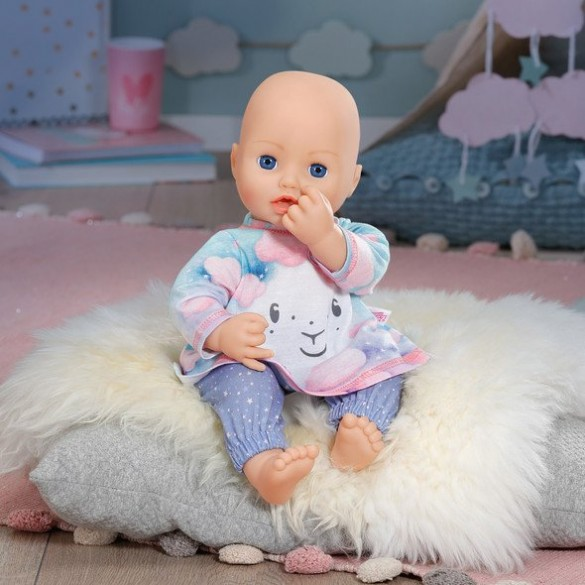 Baby Annabell Sweet Dreams Nachthemd