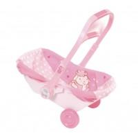 Baby Annabell Travel Babyschale mit Rädern