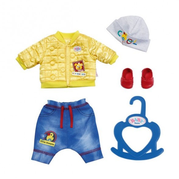 Zapf Baby Born Little Cool Kids Outfit