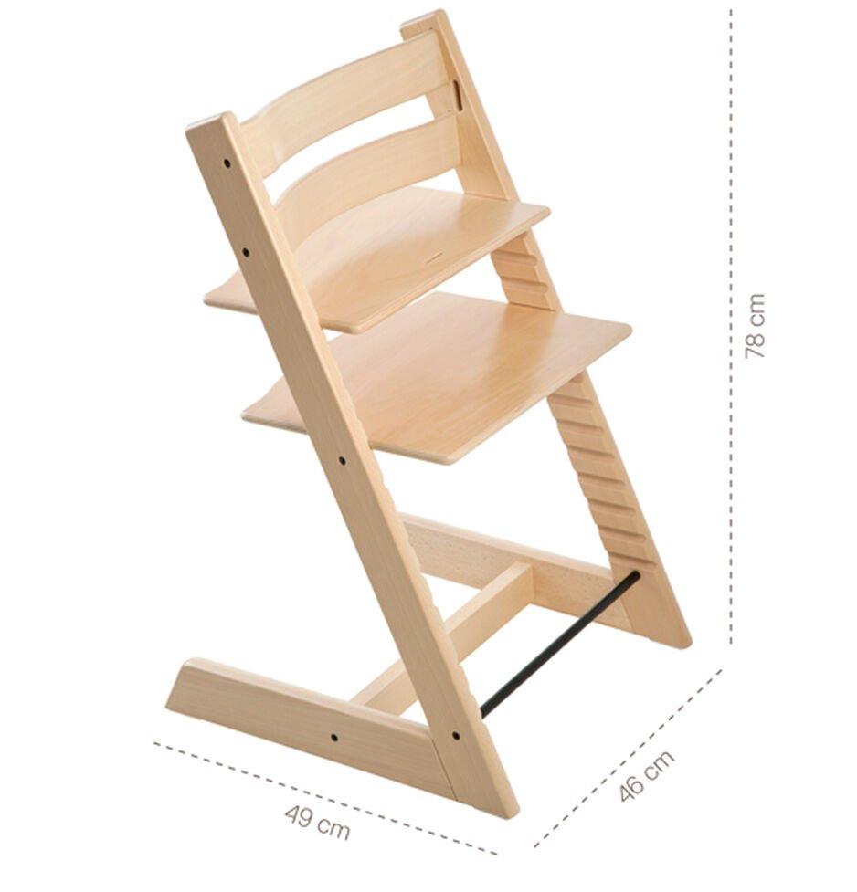Tripp Trapp® Stuhl Natur