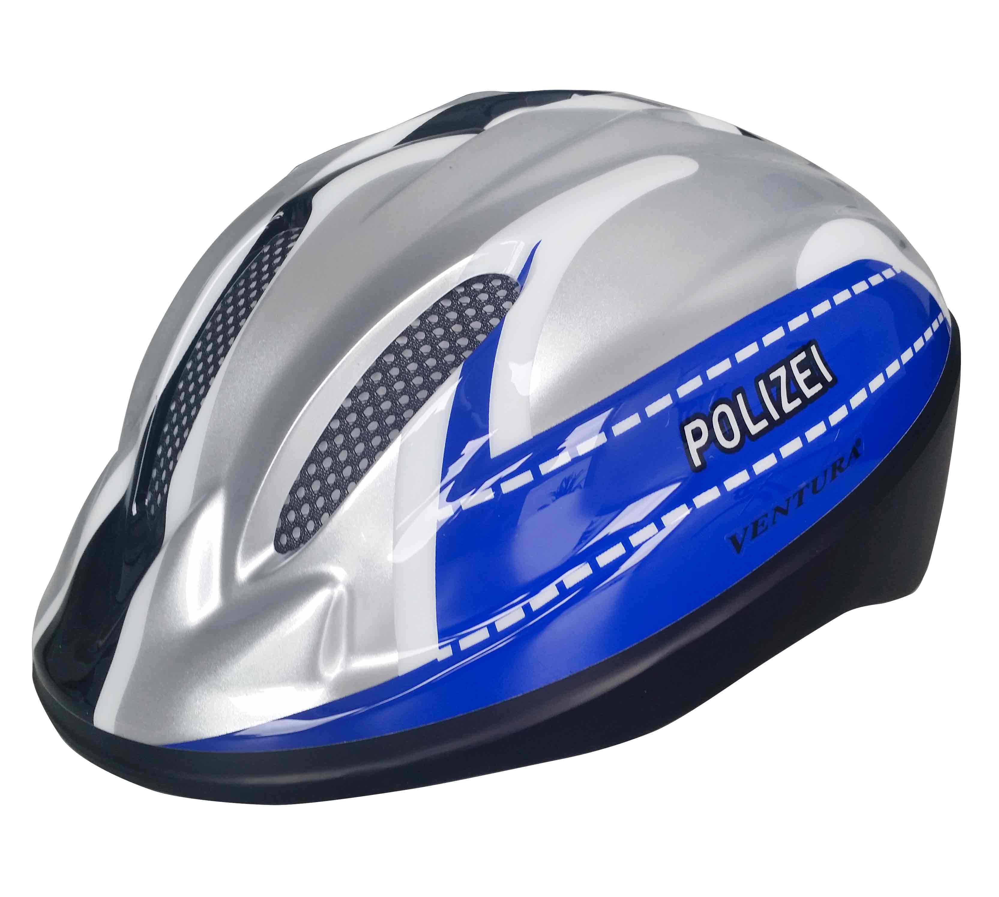 """Kinderhelm """"Polizei"""" mit LED"""