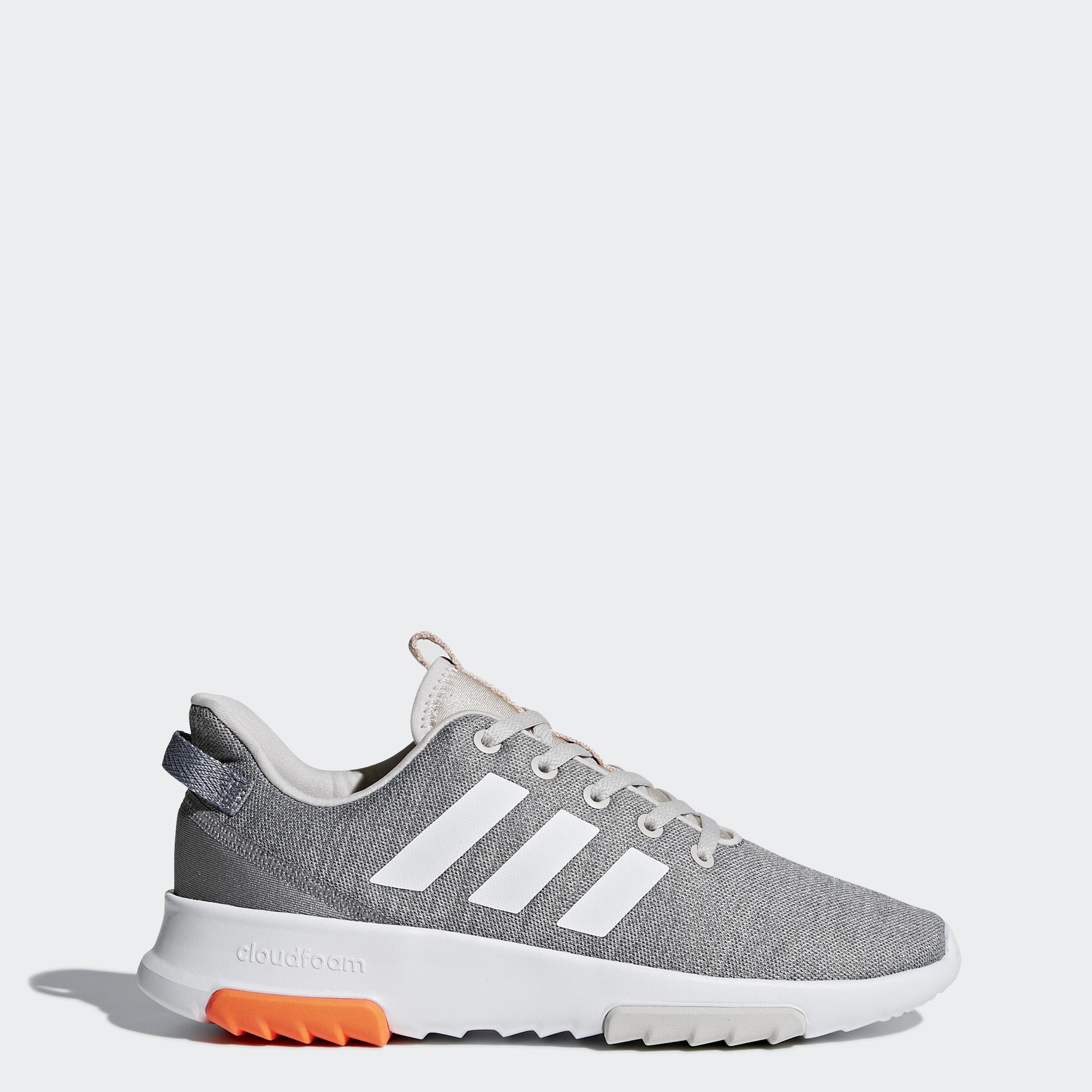 adidas Kinder Sneaker Cloudfoam Racer TR K