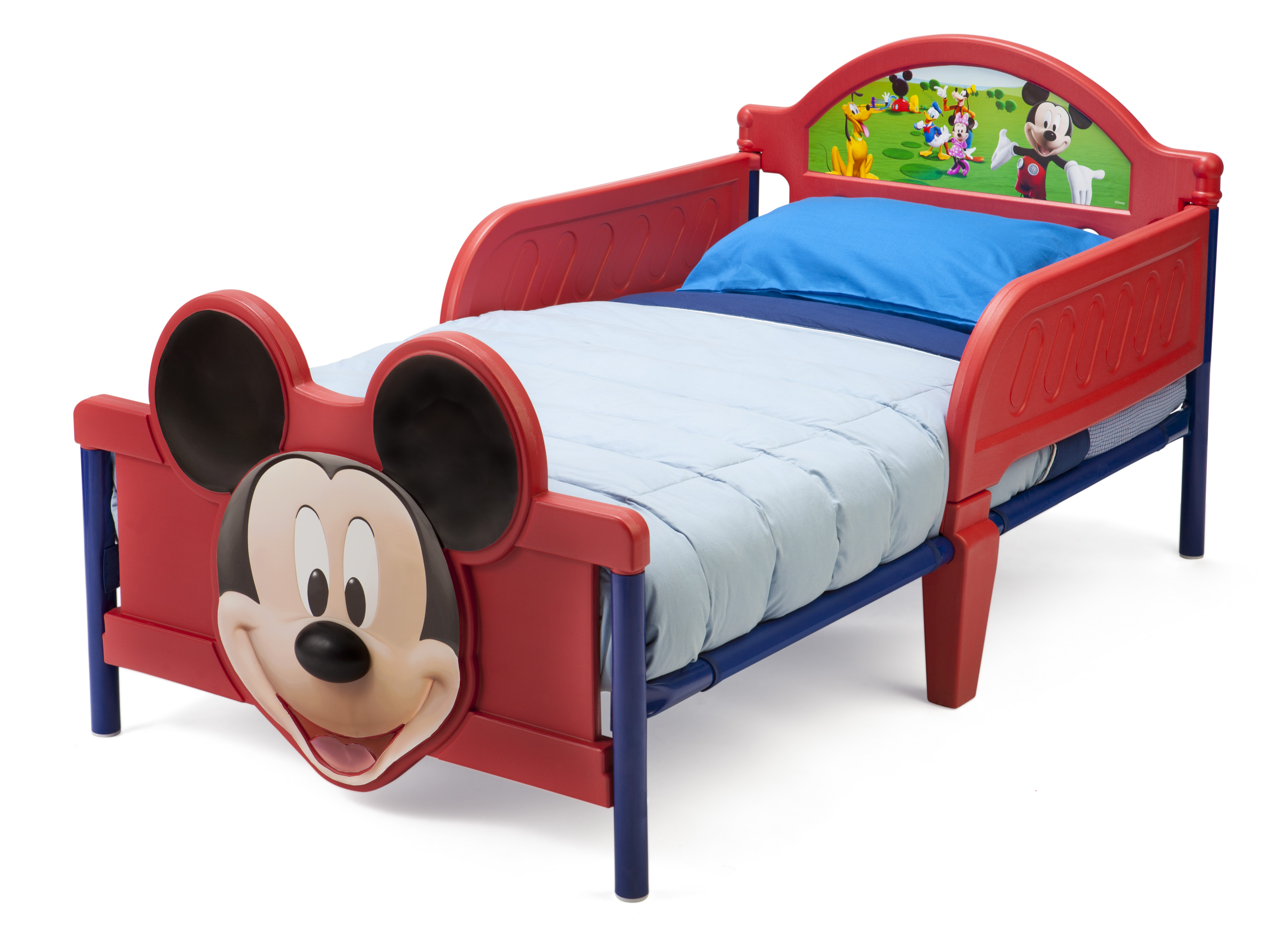 kinderbett jugendbett kinderm bel disney 70x140 bett kinder minnie cars frozen ebay. Black Bedroom Furniture Sets. Home Design Ideas
