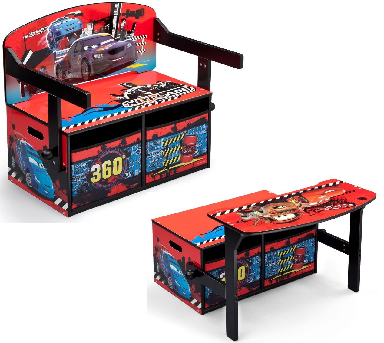 Kindersitzbank disney truhe spielzeugtruhe spielzeugkiste