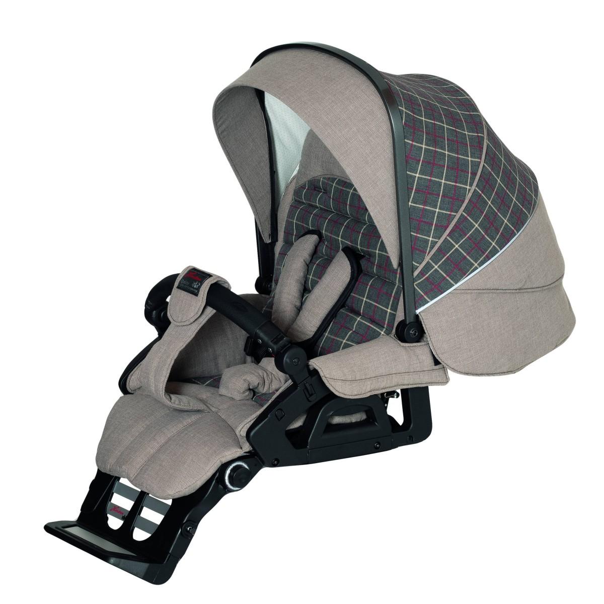 kombikinderwagen hartan topline s 612 kinderwagen babywagen softtragetasche ebay. Black Bedroom Furniture Sets. Home Design Ideas