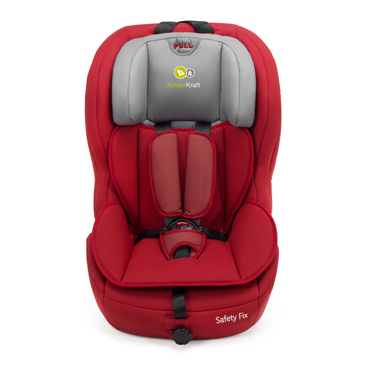 isofix autokindersitz autositz kinderkraft safetyfix rot 9. Black Bedroom Furniture Sets. Home Design Ideas