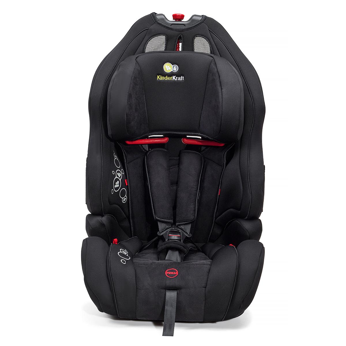 kinderautositz autositz kindersitz kinderkraft smart up schwarz 9 36 gruppe 123 ebay. Black Bedroom Furniture Sets. Home Design Ideas