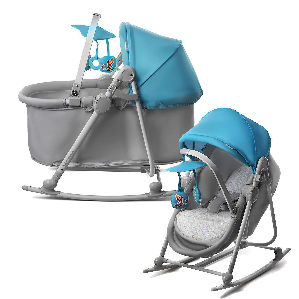 Babywippe Babyschaukel Babywiege Wippe Kinderkraft Unimo