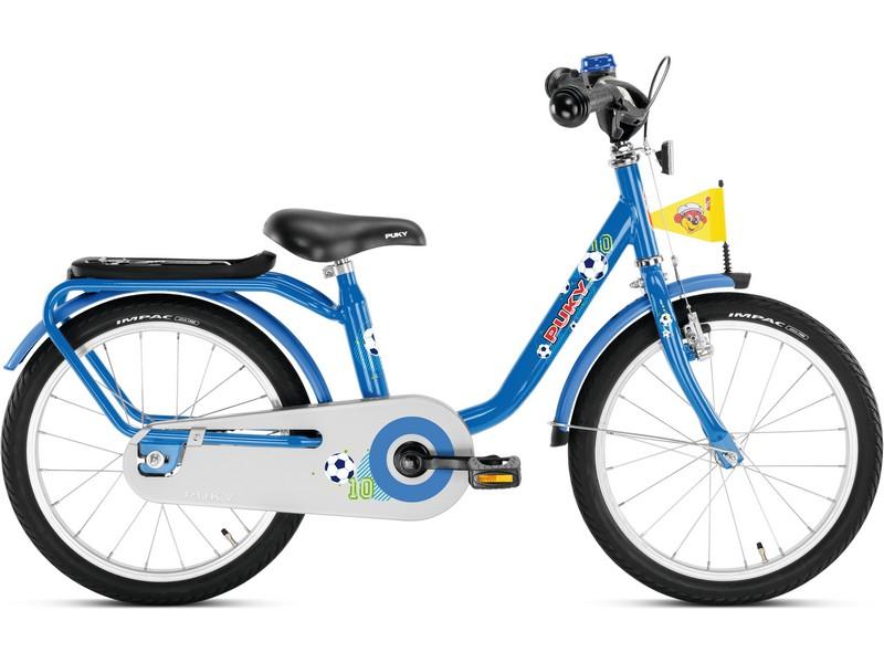 kinderfahrrad puky 4310 z8 18 zoll fahrrad blau kinderrad. Black Bedroom Furniture Sets. Home Design Ideas
