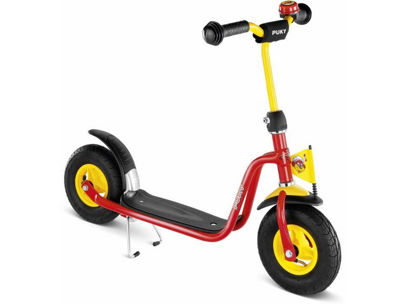 puky 5113 r03 l rot kinderroller scooter tretroller. Black Bedroom Furniture Sets. Home Design Ideas