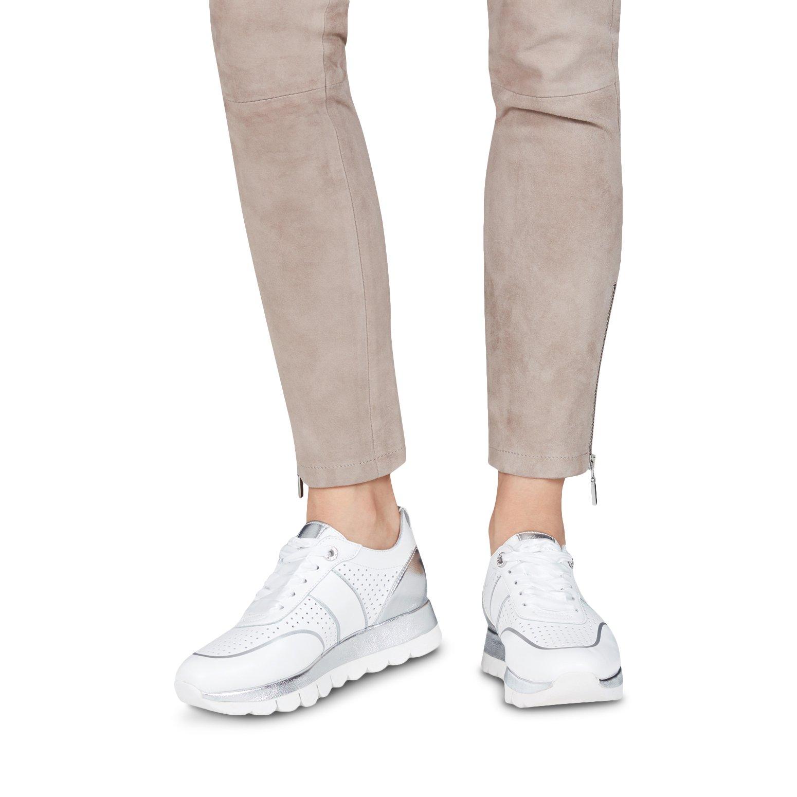 Details zu TAMARIS Damenschuh Sneaker Halbschuh Schnürschuh GR.37 41 1 23723 22 NEU